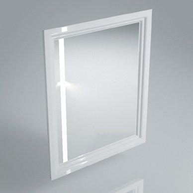 Зеркало POMPEI 60 см, белое - главное фото